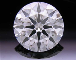 1.516 ct E SI1 A CUT ABOVE® Hearts and Arrows Super Ideal Round Cut Loose Diamond