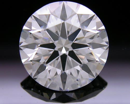 2.337 ct H VS1 A CUT ABOVE® Hearts and Arrows Super Ideal Round Cut Loose Diamond