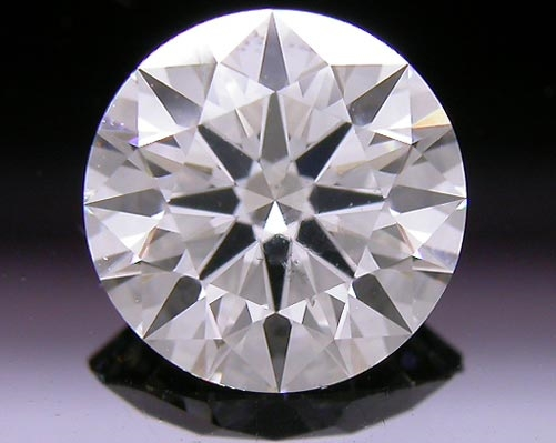0.97 ct I SI2 A CUT ABOVE® Hearts and Arrows Super Ideal Round Cut Loose Diamond