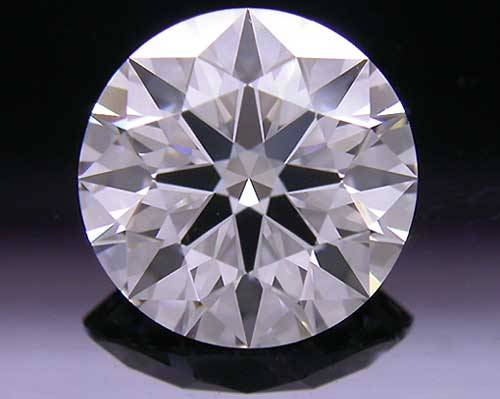 1.512 ct F VVS2 A CUT ABOVE® Hearts and Arrows Super Ideal Round Cut Loose Diamond