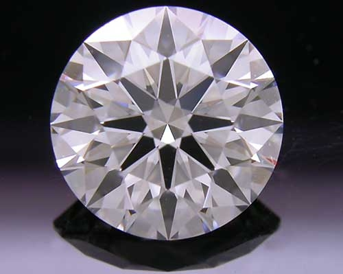 1.516 ct H SI1 A CUT ABOVE® Hearts and Arrows Super Ideal Round Cut Loose Diamond