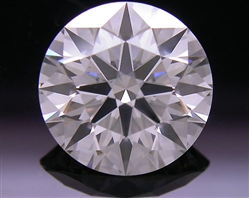 1.691 ct H SI1 A CUT ABOVE® Hearts and Arrows Super Ideal Round Cut Loose Diamond