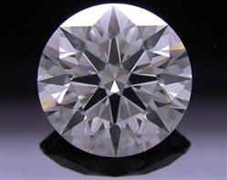 1.206 ct E VS1 A CUT ABOVE® Hearts and Arrows Super Ideal Round Cut Loose Diamond