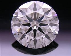 1.24 ct F VS1 Expert Selection Round Cut Loose Diamond
