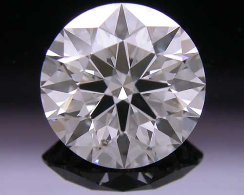 1.20 ct H SI1 A CUT ABOVE® Hearts and Arrows Super Ideal Round Cut Loose Diamond
