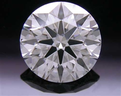 1.175 ct G VS1 A CUT ABOVE® Hearts and Arrows Super Ideal Round Cut Loose Diamond