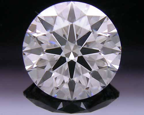 1.008 ct G VS2 A CUT ABOVE® Hearts and Arrows Super Ideal Round Cut Loose Diamond