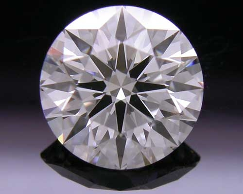 1.083 ct H VS2 A CUT ABOVE® Hearts and Arrows Super Ideal Round Cut Loose Diamond