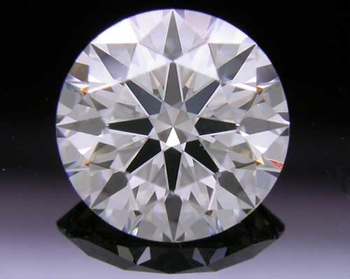 1.064 ct I VS1 A CUT ABOVE® Hearts and Arrows Super Ideal Round Cut Loose Diamond