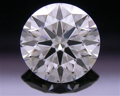 1.007 ct I VS2 A CUT ABOVE® Hearts and Arrows Super Ideal Round Cut Loose Diamond
