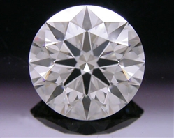 1.19 ct I VS2 A CUT ABOVE® Hearts and Arrows Super Ideal Round Cut Loose Diamond