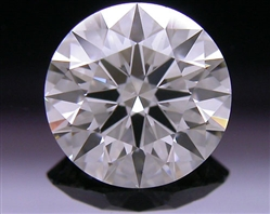 1.004 ct H VS2 A CUT ABOVE® Hearts and Arrows Super Ideal Round Cut Loose Diamond