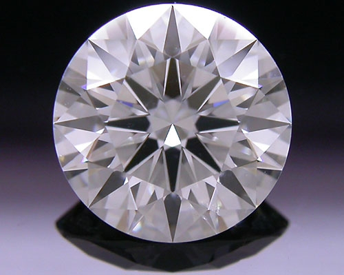 1.00 ct H VS2 A CUT ABOVE® Hearts and Arrows Super Ideal Round Cut Loose Diamond