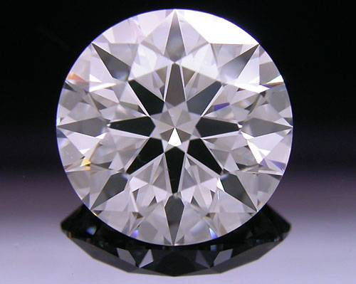 2.10 ct E SI1 A CUT ABOVE® Hearts and Arrows Super Ideal Round Cut Loose Diamond