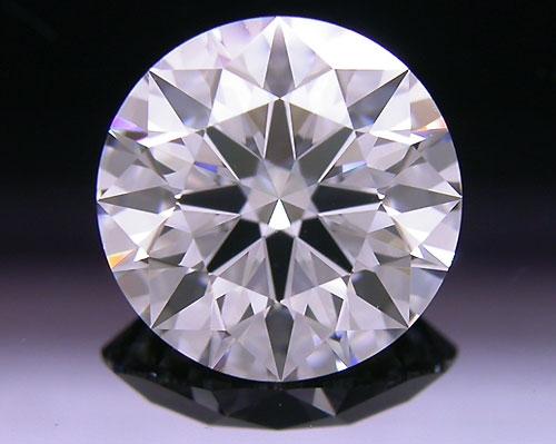 1.53 ct E VS1 A CUT ABOVE® Hearts and Arrows Super Ideal Round Cut Loose Diamond