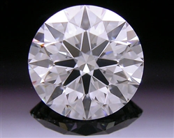 1.174 ct F VS2 A CUT ABOVE® Hearts and Arrows Super Ideal Round Cut Loose Diamond