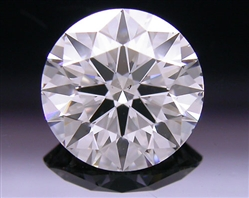 1.10 ct F SI1 A CUT ABOVE® Hearts and Arrows Super Ideal Round Cut Loose Diamond