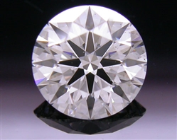 1.07 ct F SI1 A CUT ABOVE® Hearts and Arrows Super Ideal Round Cut Loose Diamond