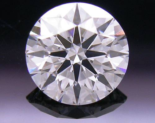 0.728 ct D VS1 A CUT ABOVE® Hearts and Arrows Super Ideal Round Cut Loose Diamond