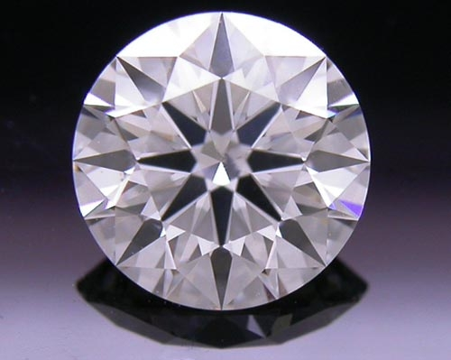 0.731 ct F SI2 A CUT ABOVE® Hearts and Arrows Super Ideal Round Cut Loose Diamond