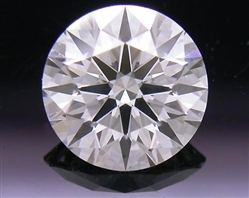 0.743 ct I VS1 A CUT ABOVE® Hearts and Arrows Super Ideal Round Cut Loose Diamond
