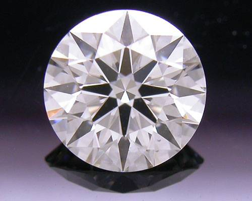 0.724 ct J SI1 Expert Selection Round Cut Loose Diamond