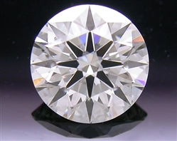 0.738 ct J SI1 A CUT ABOVE® Hearts and Arrows Super Ideal Round Cut Loose Diamond