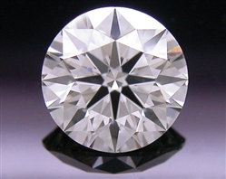 0.734 ct I SI1 Expert Selection Round Cut Loose Diamond