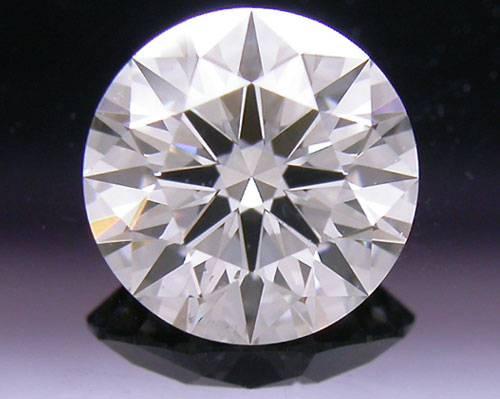0.731 ct I SI1 A CUT ABOVE® Hearts and Arrows Super Ideal Round Cut Loose Diamond