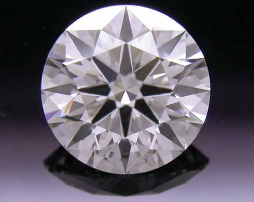 0.743 ct H SI2 A CUT ABOVE® Hearts and Arrows Super Ideal Round Cut Loose Diamond