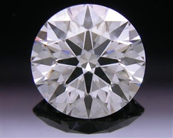 1.04 ct G VS1 A CUT ABOVE® Hearts and Arrows Super Ideal Round Cut Loose Diamond