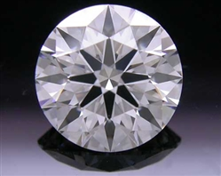 1.10 ct G VS1 A CUT ABOVE® Hearts and Arrows Super Ideal Round Cut Loose Diamond