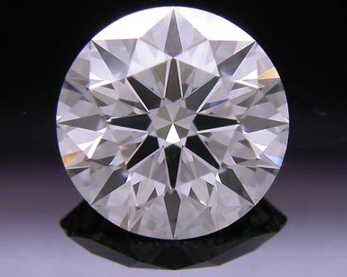 1.06 ct H VS2 A CUT ABOVE® Hearts and Arrows Super Ideal Round Cut Loose Diamond