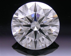 1.14 ct H SI1 A CUT ABOVE® Hearts and Arrows Super Ideal Round Cut Loose Diamond