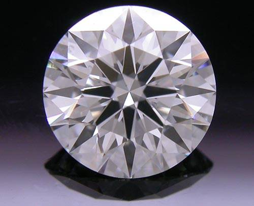 1.02 ct G SI1 A CUT ABOVE® Hearts and Arrows Super Ideal Round Cut Loose Diamond