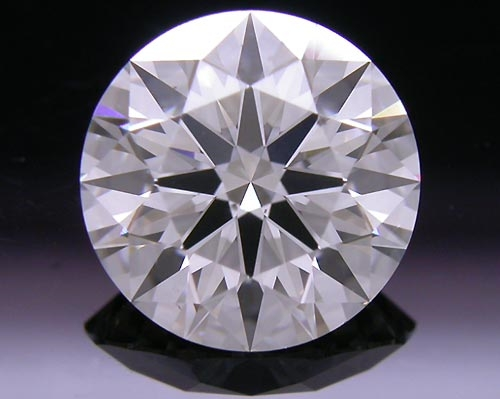 1.35 ct H SI1 A CUT ABOVE® Hearts and Arrows Super Ideal Round Cut Loose Diamond