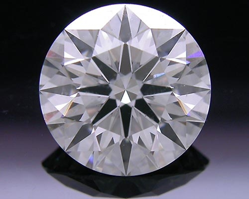 1.18 ct I SI2 A CUT ABOVE® Hearts and Arrows Super Ideal Round Cut Loose Diamond