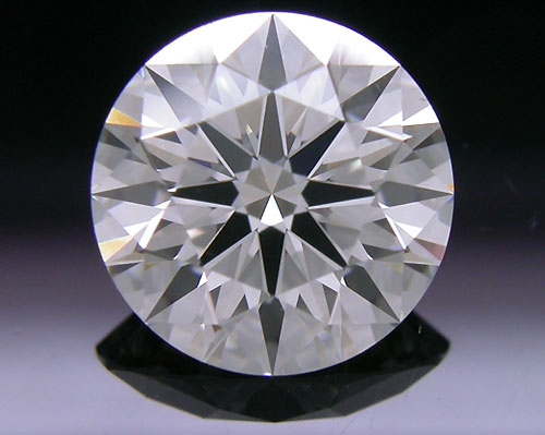 1.28 ct G VS1 A CUT ABOVE® Hearts and Arrows Super Ideal Round Cut Loose Diamond