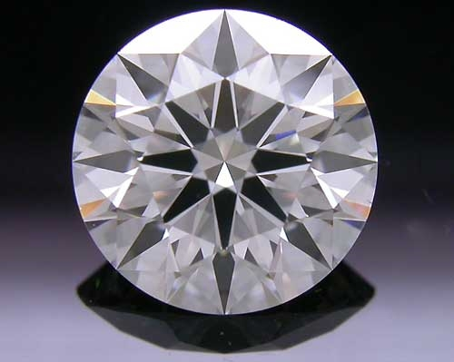 1.21 ct F VS2 A CUT ABOVE® Hearts and Arrows Super Ideal Round Cut Loose Diamond