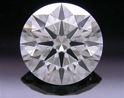 1.00 ct F VVS1 A CUT ABOVE® Hearts and Arrows Super Ideal Round Cut Loose Diamond
