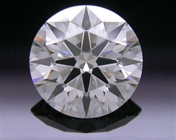 1.025 ct G VVS2 A CUT ABOVE® Hearts and Arrows Super Ideal Round Cut Loose Diamond