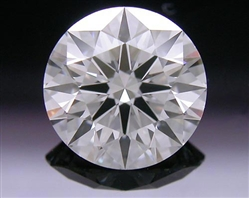 1.055 ct G VS1 A CUT ABOVE® Hearts and Arrows Super Ideal Round Cut Loose Diamond