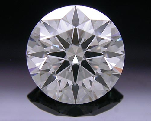 1.124 ct G VS2 A CUT ABOVE® Hearts and Arrows Super Ideal Round Cut Loose Diamond
