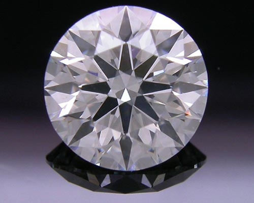 0.938 ct F SI2 A CUT ABOVE® Hearts and Arrows Super Ideal Round Cut Loose Diamond