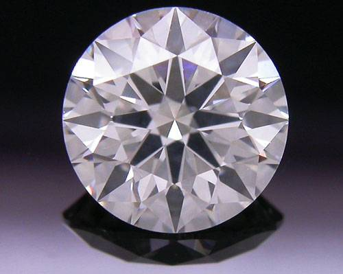 0.808 ct G SI2 A CUT ABOVE® Hearts and Arrows Super Ideal Round Cut Loose Diamond
