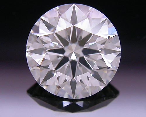 0.812 ct G SI2 A CUT ABOVE® Hearts and Arrows Super Ideal Round Cut Loose Diamond