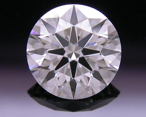 0.794 ct G VS1 A CUT ABOVE® Hearts and Arrows Super Ideal Round Cut Loose Diamond