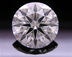 2.036 ct F VS1 A CUT ABOVE® Hearts and Arrows Super Ideal Round Cut Loose Diamond