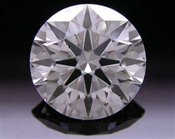 1.714 ct G SI2 A CUT ABOVE® Hearts and Arrows Super Ideal Round Cut Loose Diamond