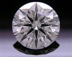 1.77 ct J VVS2 A CUT ABOVE® Hearts and Arrows Super Ideal Round Cut Loose Diamond